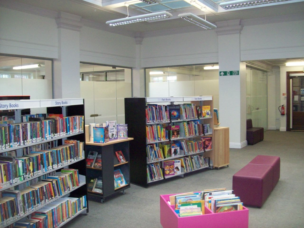 Fallowfield library